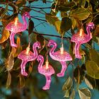"""Lichterkette """"Flamingos"""""""