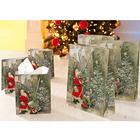 Weihnachts-Geschenk-Tüten, 6er-Set