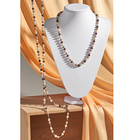 Perlenkette, L 120 cm