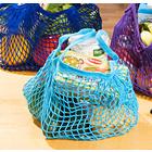 Einkaufsnetz türkis