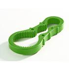 Elektrischer Dosenöffner + Deckelöffner grün