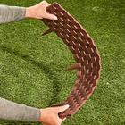 Flexibler Gartenzaun 4-tlg.