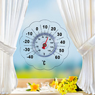 """Außen-Thermometer """"Blume"""""""
