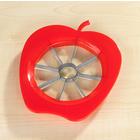 Apfelteiler 2-in-1 rot