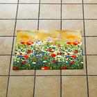 """Küchenteppich """"Blumenwiese"""", 52 x 70 cm"""