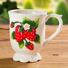 """Kaffeetasse """"Erdbeeren"""""""