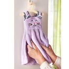 """Handtuch mit Bügel """"Katze"""""""