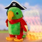 """Sprechender Papagei """"Pirat Jack"""""""