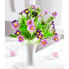 Wiesenblumenstrauß lila