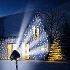 """LED-Strahler """"Schneeflocken"""""""