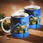 """Kaffeebecher """"Winter-Idylle"""""""