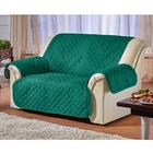 Sofaüberwurf 2-Sitzer grün