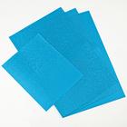 Kühlschrankmatten blau, 5er-Set