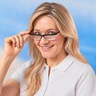 Vergrößerungsbrille variabel