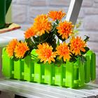 Blumenkasten grün