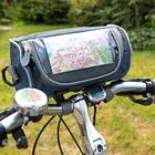 Fahrradlenker- & Schultertasche 2in1