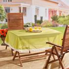 XL-Tischdecke grün