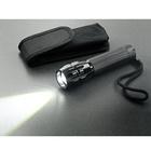 Alu-Taschenlampe mit Etui