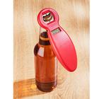 Flaschenöffner mit Zählwerk