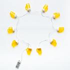 LED Bier-Lichterkette, 10er-Lichter