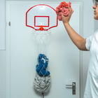 """Wäschenetz """"Basketballkorb"""""""