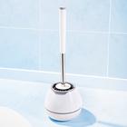 WC-Silikonbürste