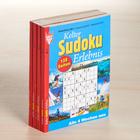 """Rätselhefte """"Sudoku"""", 4er-Set"""