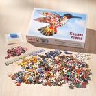 Puzzle Vogel