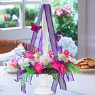 Blumenkranz mit Ständer Casa Bonita