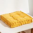 Hochsitzkissen gelb