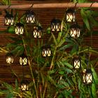 Laternen Lichterkette