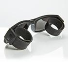 Faltbare Sonnenbrille schwarz