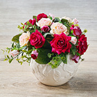 Rosenstrauß rosé