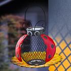 Solar-Vogelfutterstation