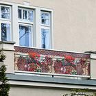"""Balkon-Sichtschutz """"Blumenmeer"""""""