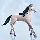 """Glas-Miniatur """"Pferd"""""""