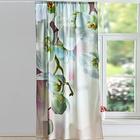 """Vorhang """"Orchideen"""" 140 x 230 cm"""