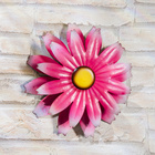 "Wandblume ""Gerbera"" pink"