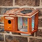 Solar-Vogelhotel