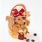 """Eichhörnchen-Tasche """"Nuss"""""""