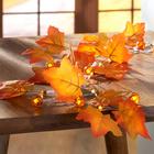 """LED-Lichterkette """"Herbst"""""""