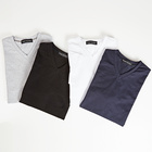 V-Shirt weiß