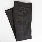 Herren-Jeans schwarz