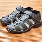 Sandale Aki schwarz