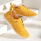 """Sneaker """"Venus"""" gelb"""