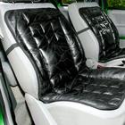Autositz-Bezüge Leder 2er-Set